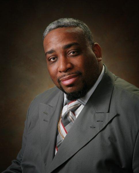 Bishop Bruce V. Parham Sr. PhD