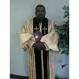 Apostle T. S. Starks