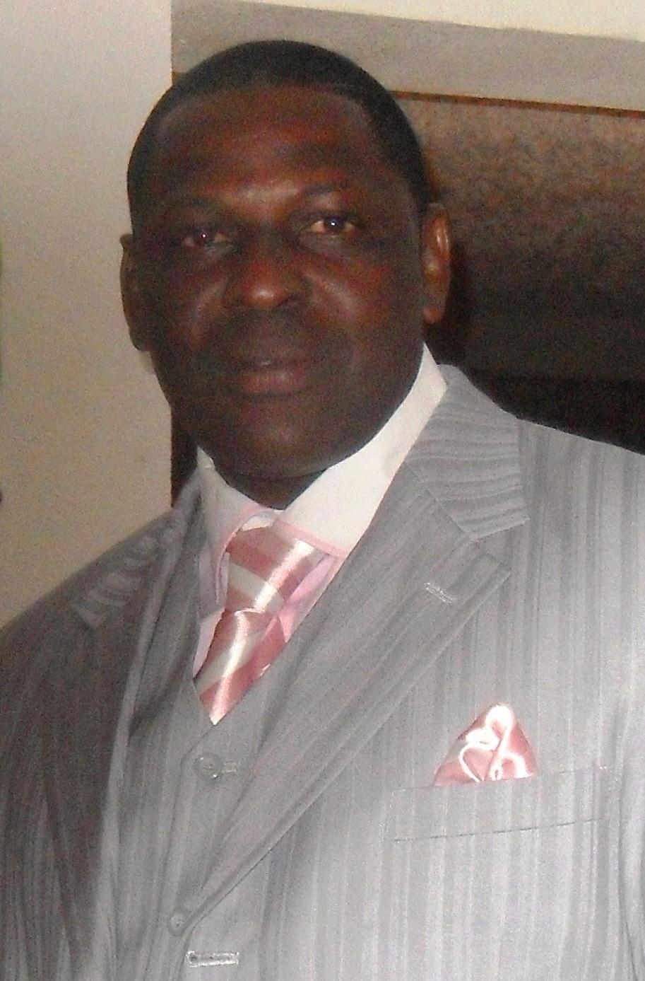 Pastor Bobby Brown, Jr.
