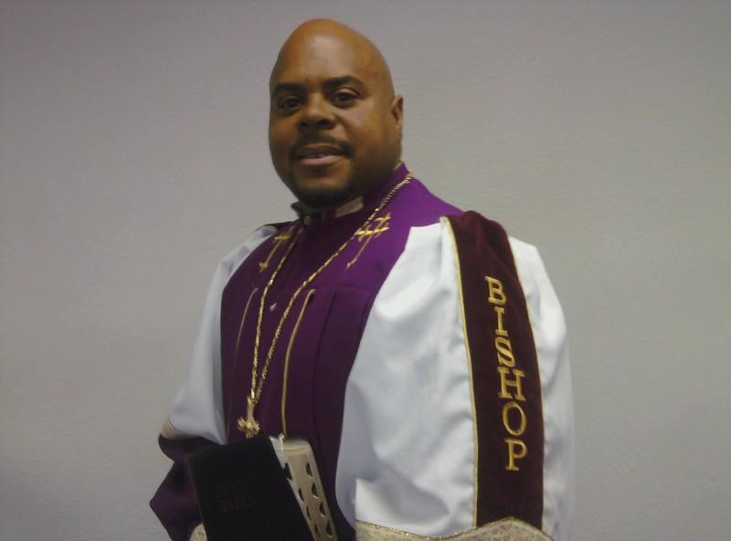 Bishop/Dr.K.Donnell Smith Sr.