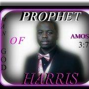 Prophet A.J. Harris