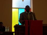 Minster Alexander Campbell