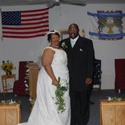 Pastors Albert and Benita Reed