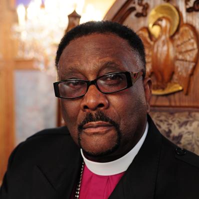 Apostle Huie L. Rogers