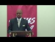 Pastor Ken Tellis