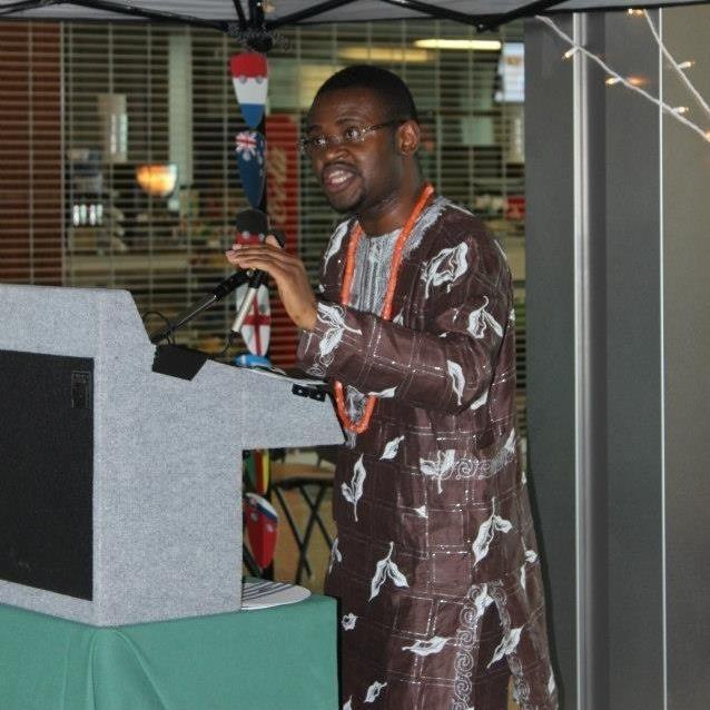 Pastor Kingsley Agho