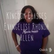 Evangelist Rhonda
