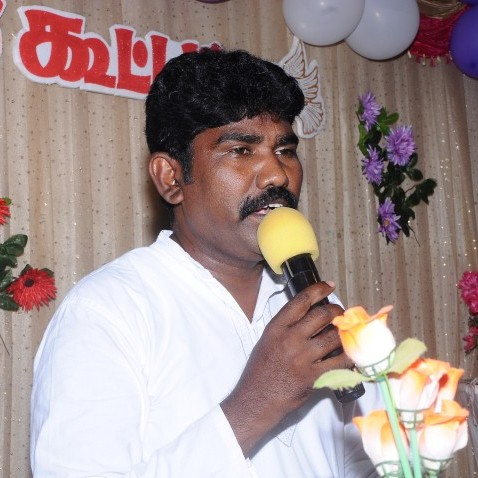 Pastor M. Anburaj