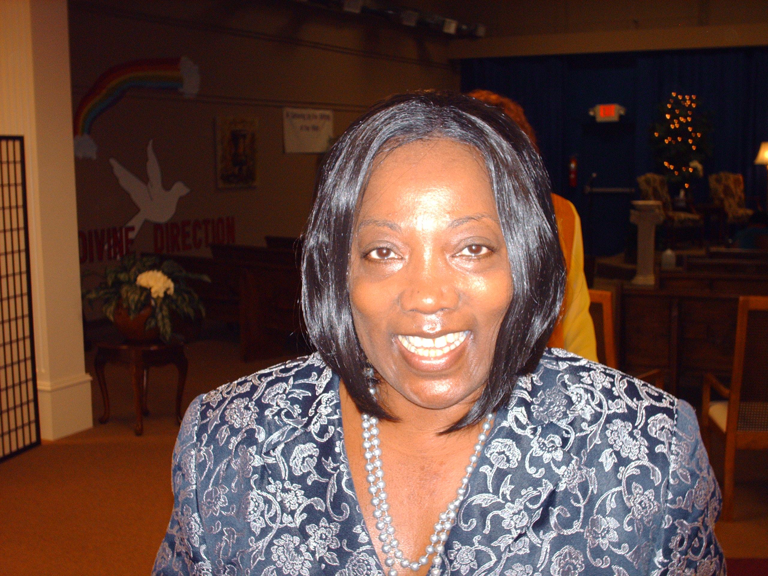 Dr. Apostle Charlotte L . Hayes