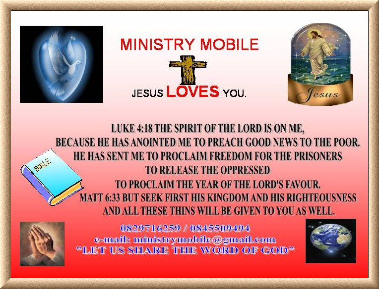 ministry mobile
