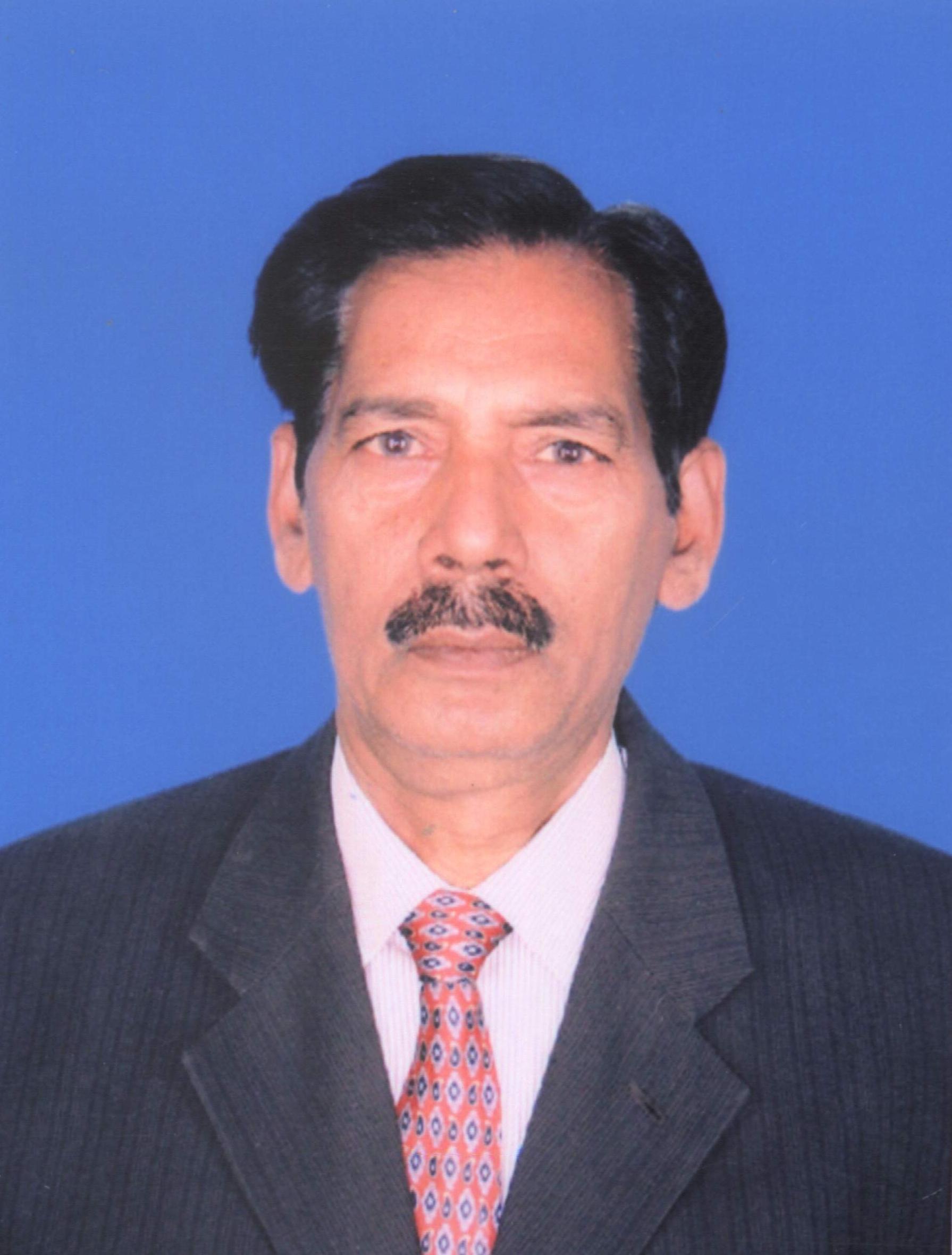 Pastor Zulfiqar Smith