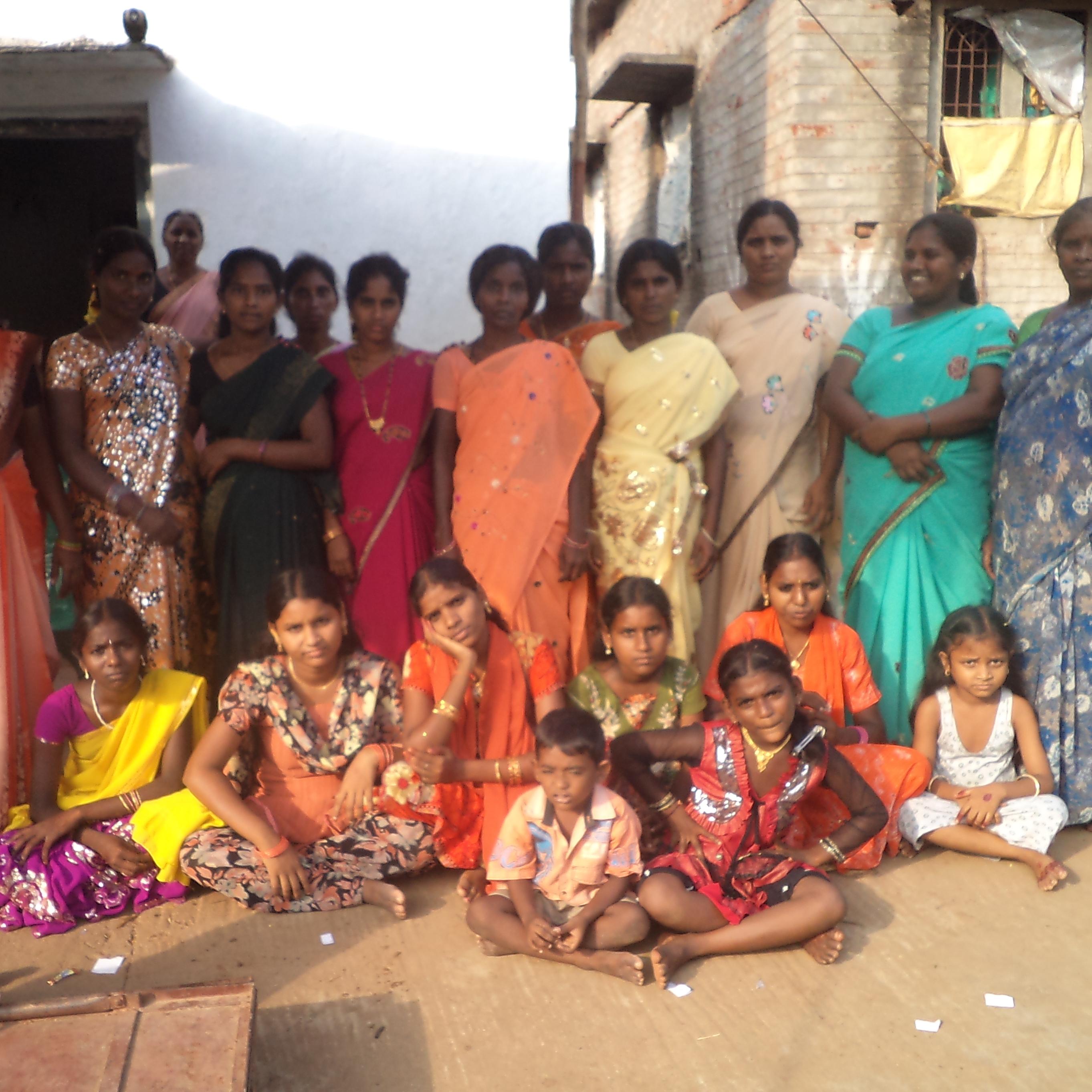 Women's  Ministry Pastor Ratnam