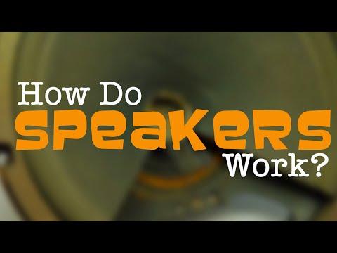 How Do Speakers Work?