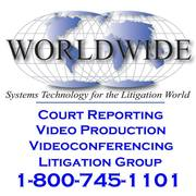 Chad-Worldwide Court Reporters