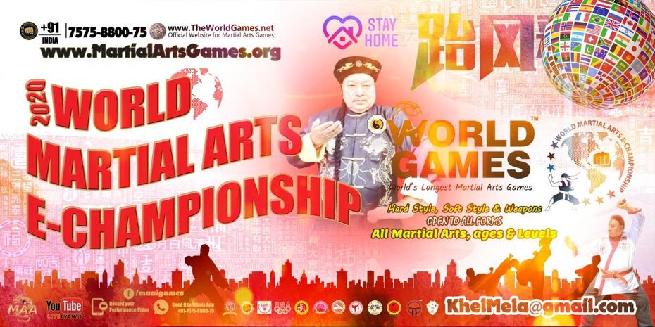 World Martial Arts E-Championship 2020