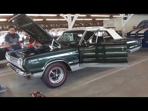 Car Shopping With Pam  1967 Plymouth GTX Convertible Tribute At the 2020 Spring Carlisle