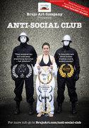 Film Poster of ANTI-SOCIAL CLUB