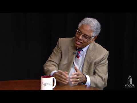 Thomas Sowell on the Myths of Economic Inequality