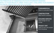 Passivhaus Series July: 1. Fundamentals of Passivhaus