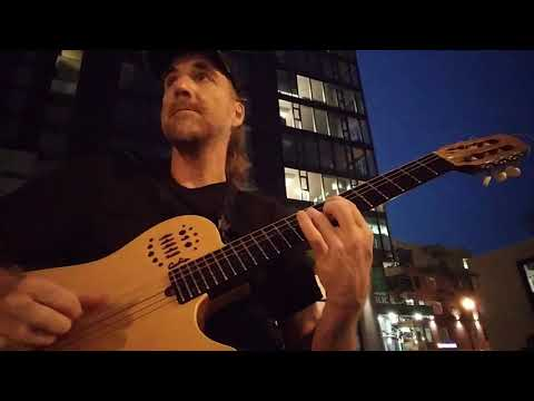 Asking For A Miracle - excerpt -  [Fingerstyle Guitar Originals]