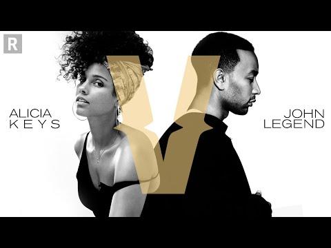 Watch Alicia Keys and John Legend battle head-to-head on Verzuz