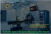 Best Hospitals for Robotic Spine Surgery in Chennai