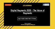 Digital Payments 2020 - The future of Payments