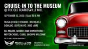 Cruise To The Museum -Clarkesville, GA