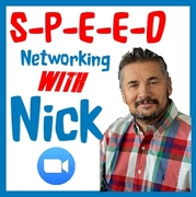 SPEEDNetworking Teatime with Nick