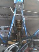 nose gear suspension