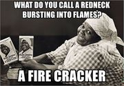Fire cracka