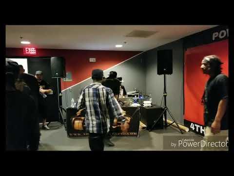 Arizona Hip hop Festival 2017- Nice da hassle child - if we can imagine ft. Parte' (Prod by Parte')