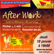 Afterwork Club LR Les reines et rois du Pitch