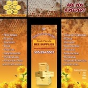 South Florida Bee Supplies in WPB for January 4th, 2019!