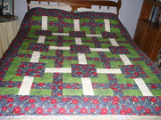 2020 Iowa Quilters Mystery Quilt