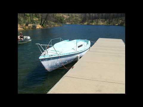 solar powered sailboat