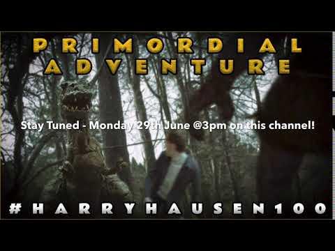 #Harryhausen100 - Stay Tuned!