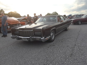 Motor Menders June 2020 Friday Night Cruise Lincoln Continental
