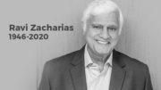 Ravi Zacharias 1946-2020