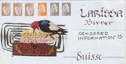 envoi à Larissa  Birrer