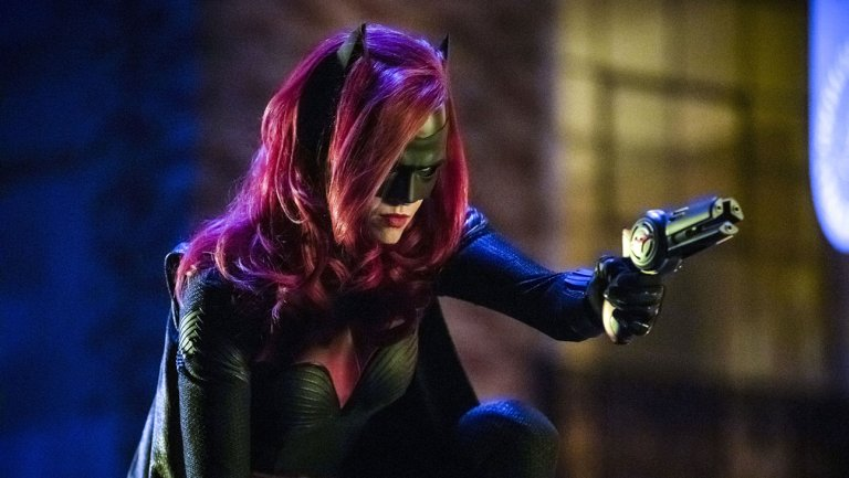 """Great News - New Batwoman TV Character A Lesbian - This will excite exactly 4.5pct of all Americans - identifying as """"Other"""""""