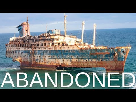 Abandoned - S.S America