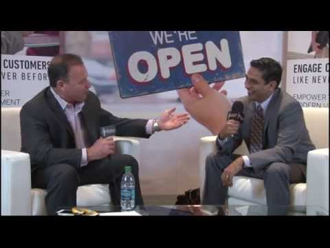 Interview Of Sandeep Arora of Knack Systems with Customer Edge