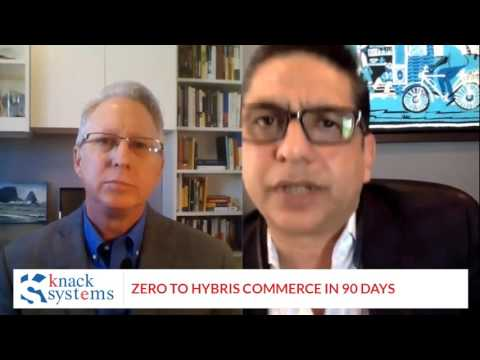 Zero to SAP Hybris e-Commerce in 90 Days with Knack Systems