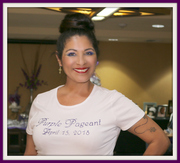 Mrs Purple Pageant