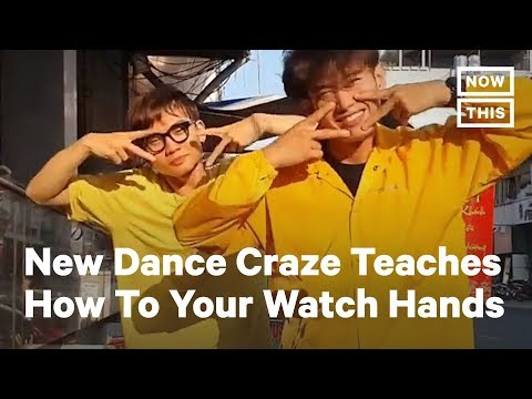 New Dance Craze Teaches People How To Wash Hands During Coronavirus | NowThis