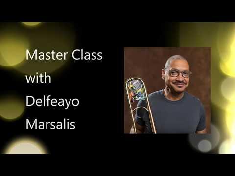Mayerson Master Artists Series: Delfeayo Marsalis