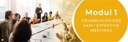 Grundlagen der Soziokratischen Kreisorganisationsmethode (SKM) und effektive Meetings gestalten (Modul 1)