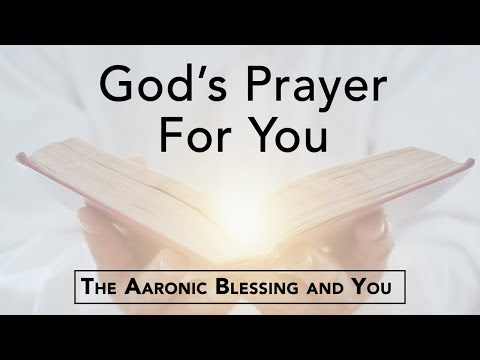 The Power of The Aaronic Blessing