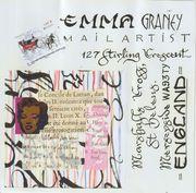 sent to Emma Graney